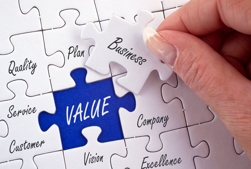 building brand value - Clearview Communications